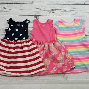 The Children's Place Summer Dresss Size 3T